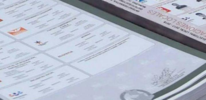 Incluirán fotografía de candidatos en boletas de Puebla