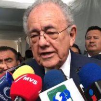 Cancelación del NAIM, menor a 100 mil mdp: Jiménez Espriú