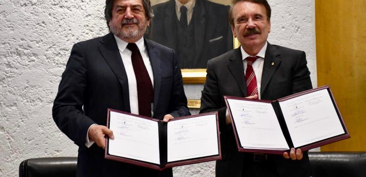 Ciencia y Tecnología en Tren Maya: IPN y Fonatur formalizan alianza