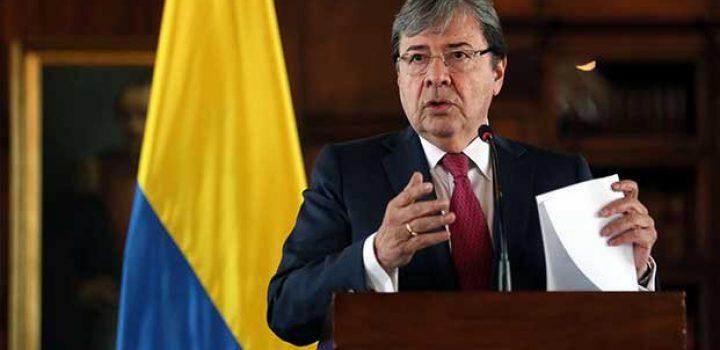 Colombia desconoce rompimiento de relaciones con Venezuela