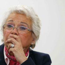 Habrá 'limpieza general' en Migración: Sánchez Cordero