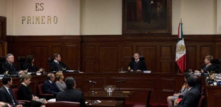Destituyen a dos magistrados federales por beneficiarse de su cargo