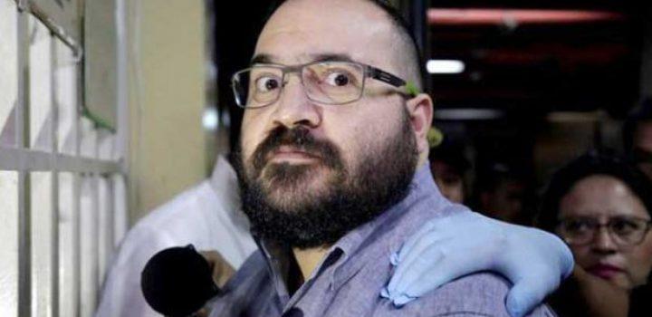 Avanza otra imputación contra Javier Duarte