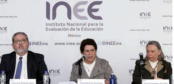 Cancela INEE evaluación a secundaria