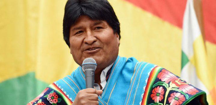Juzgado avala cuarta candidatura de Evo Morales