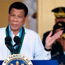 Duterte quiere cambiar el nombre de Filipinas