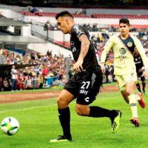 América vence 3-1 a Necaxa y amarra boleto a octavos de final en Copa MX