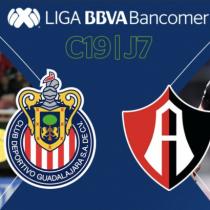 """Chivas y Atlas miden fuerzas en el """"Clásico Tapatío"""" en Liga MX"""
