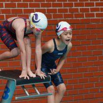 La natación, la fiesta deportiva de este fin de semana