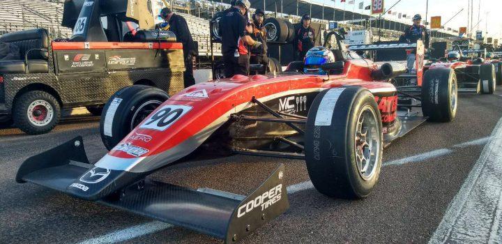 Manuel Cabrera regresa a USF2000 con Exclusive Autosport