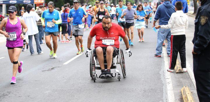 Maratón de CDMX 2019, innovador e incluyente