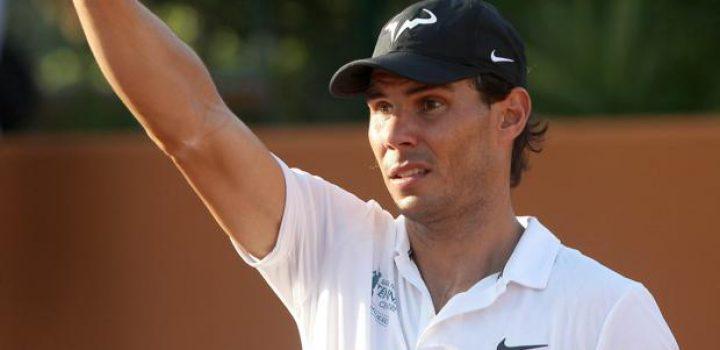Rafael Nadal, un camino difícil hacia su tercer Acapulco Open