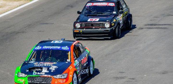 En su regreso, Jorge Colín conquista los primeros lugares de la Copa Notiauto