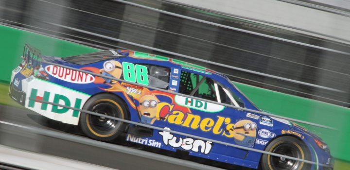 Continuidad a Rubén García Jr. en Canel´s Racing para temporada Nascar México 2019