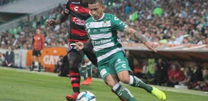 Santos y Xolos cierran Jornada con empate