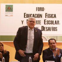 Erradicar problema de la obesidad, se puede a través del deporte: Nelson Vargas