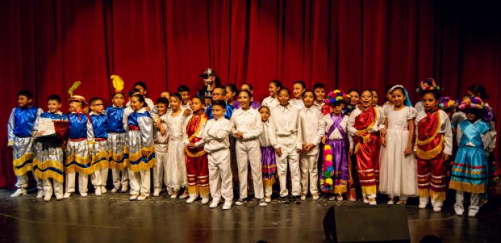 Obtiene CDMX quinto lugar general de XX  Espartaqueada Cultural Nacional 2019