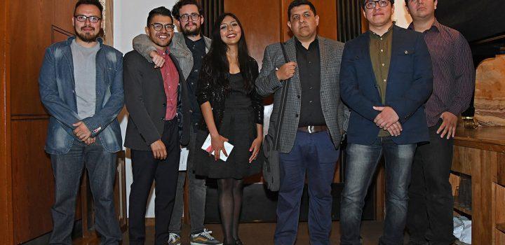 Ganadores de los premios literarios Tierra Adentro 2018 presentan sus obras en Bellas Artes