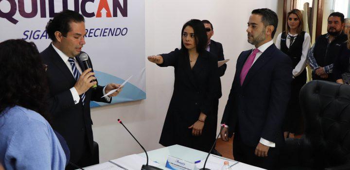 Sheyla Giles Soriano nueva directora del DIF Huixquilucan