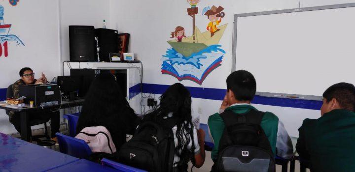 Ofrece Huixquilucan asesorías gratuitas a jóvenes para examen de ingreso al bachillerato
