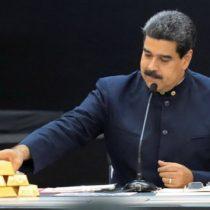 Emiratos Árabes compró 3 toneladas de oro a Maduro