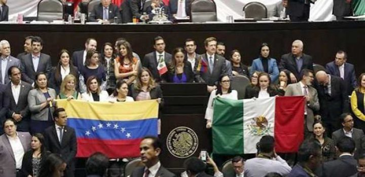 Evita Morena debate sobre Venezuela y pipas