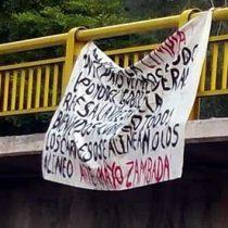 Hallan narcomanta atribuida a 'El Mayo' Zambada en Sonora