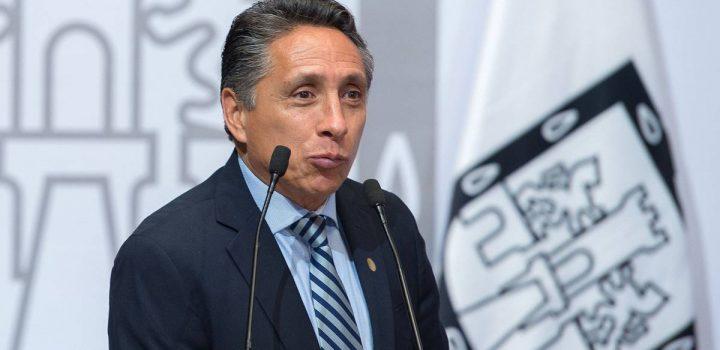 Denuncia el PRD a Manuel Negrete