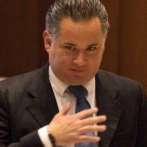 Morena quiere a Santiago Nieto en Comité Anticorrupción