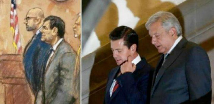 Peña Nieto le pidió a 'El Chapo' matar a AMLO, asegura abogado