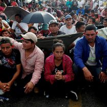 Desesperación hace presa a migrantes en Piedras Negras