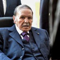 Con 81 años, presidente de Argelia va por quinto mandato