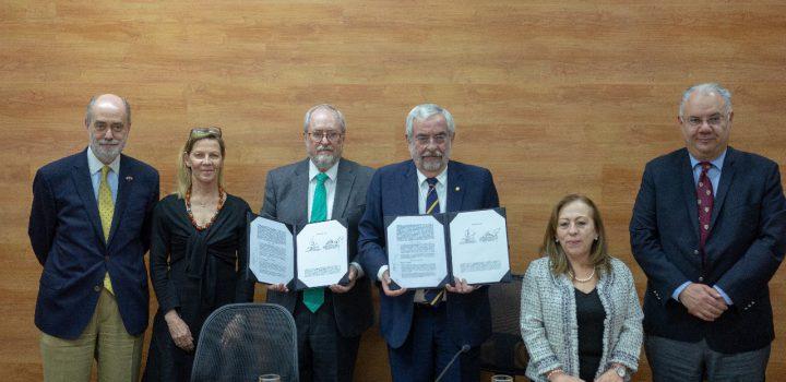 UNAM y el Centro Médico ABC se unen para formar mejores profesionales de la salud