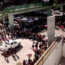 Trabajadores sindicalizados de Semarnat protestan a nivel nacional