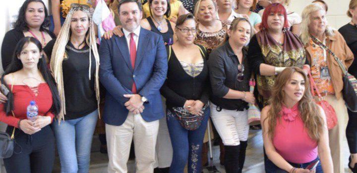 TTTRANS sostiene diálogo con diputados