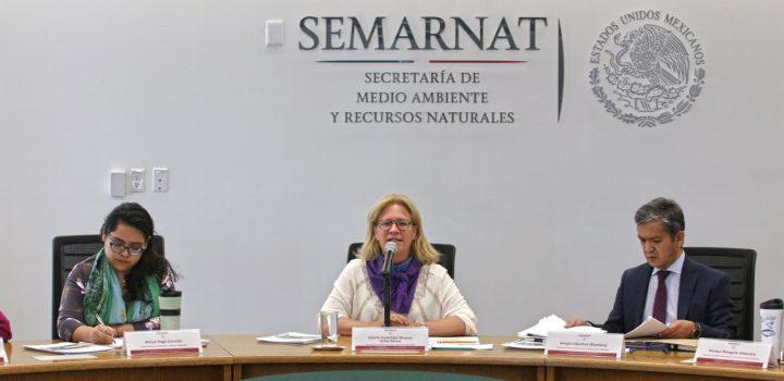 Gobierno de México y el Instituto Global para crecimiento verde estrechan relaciones en materia ambiental