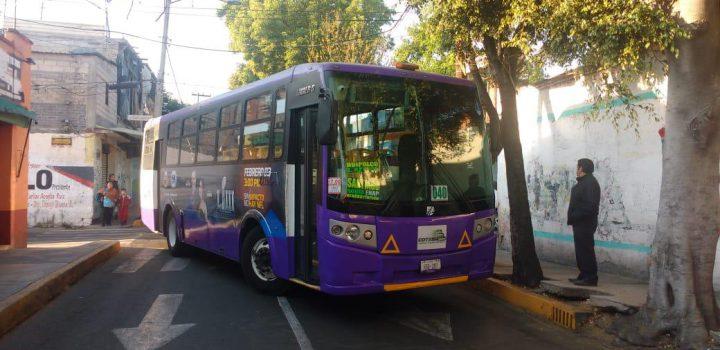 Cierre de vialidad en Xochimilco, por inconformidad de Pano Cosmopulos