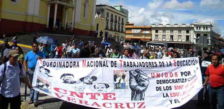 Anuncia CNTE otra reunión por demandas