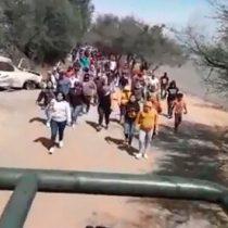 Pobladores corren al Ejército en Santa Rosa de Lima, Guanajuato