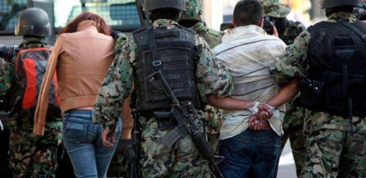 Confirma Sedena detención de grupo armado