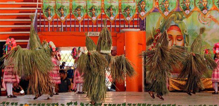 Infantes poblanos y de Comisiones centrales se coronan en danza