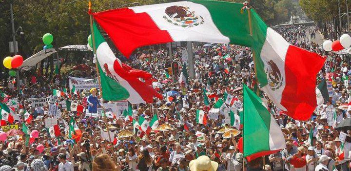 Nuevo gobierno niega manifestaciones y plantones como armas de lucha social