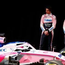Racing Point presenta el nuevo monoplaza de Pérez y Stroll para F1