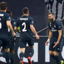 Real Madrid toma ventaja ante el Ajax en octavos de Champions
