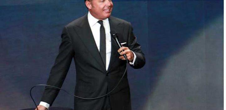 Se lleva Luis Miguel un Grammy