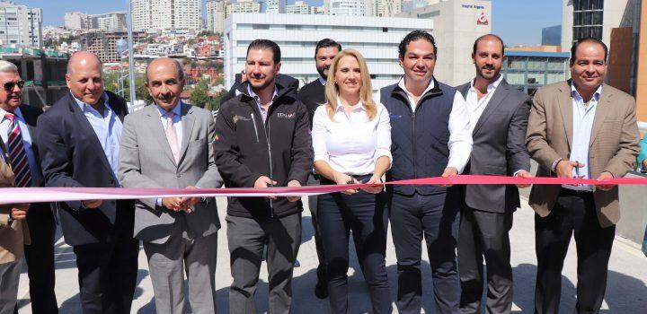 """Se inaugura """"Glorieta de Los Angeles"""" en Huixquilucan"""