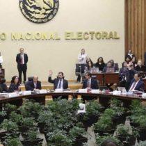 INE asume elección en Puebla