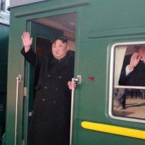Kim Jong Un se dirige a Vietnam para cumbre con Trump