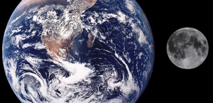 La Luna y la Tierra se formaron con los mismos materiales: NASA