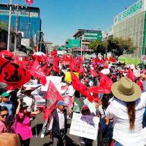 Triunfa la unión y lucha del pueblo organizado de Ecatepec
